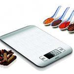 Báscula de cocina sogo bac-ss-3950 5 kg