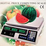 Báscula digital de cocina precio