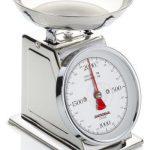 Bascula para cocina de 1 kg