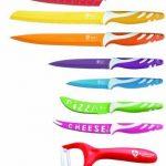 Cuchillos con revestimiento ceramico