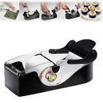 Perfect roll sushi maker machine