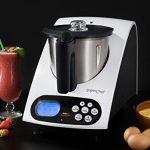 Silvercrest robot de cocina monsieur cuisine vs thermomix