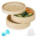 Wok de verduras arroz y pollo